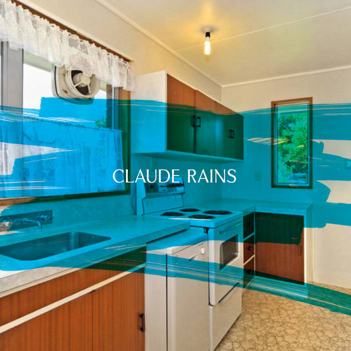 Claude Rains cover art