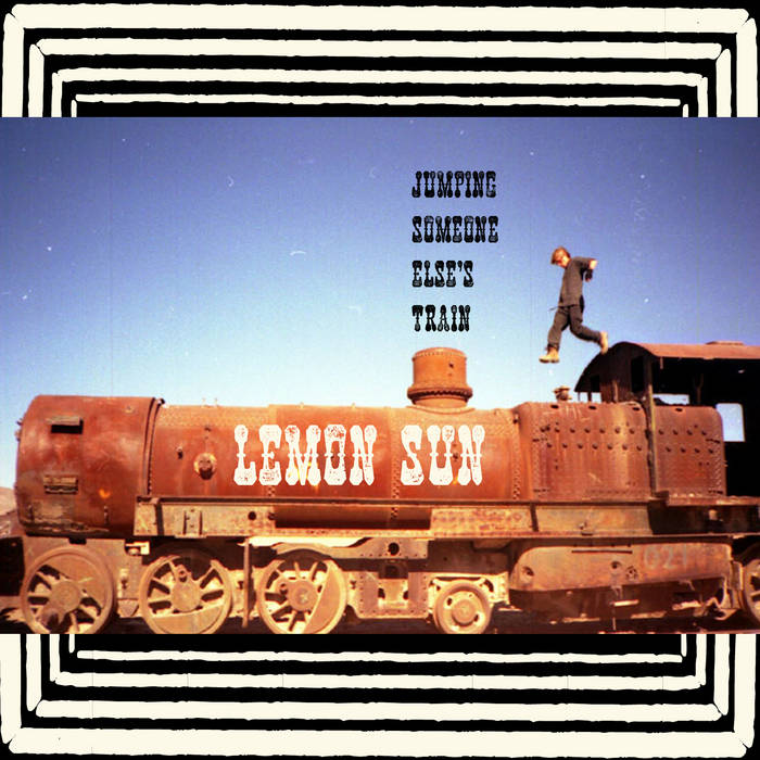 Jumping Someone Else's Train cover art