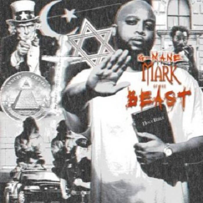 Mark of the Beast (EP) cover art