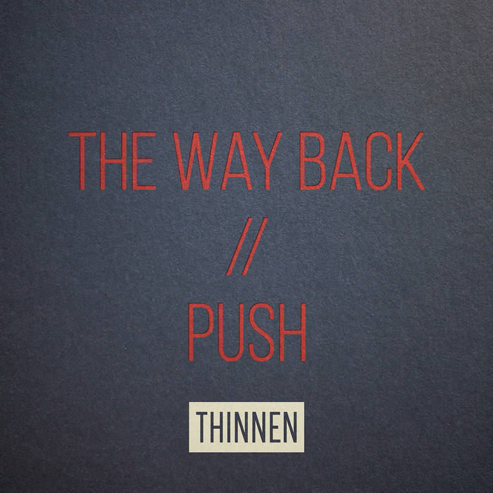 The Way Back // Push cover art