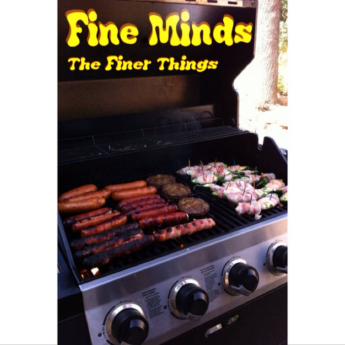 The Finer Things cover art