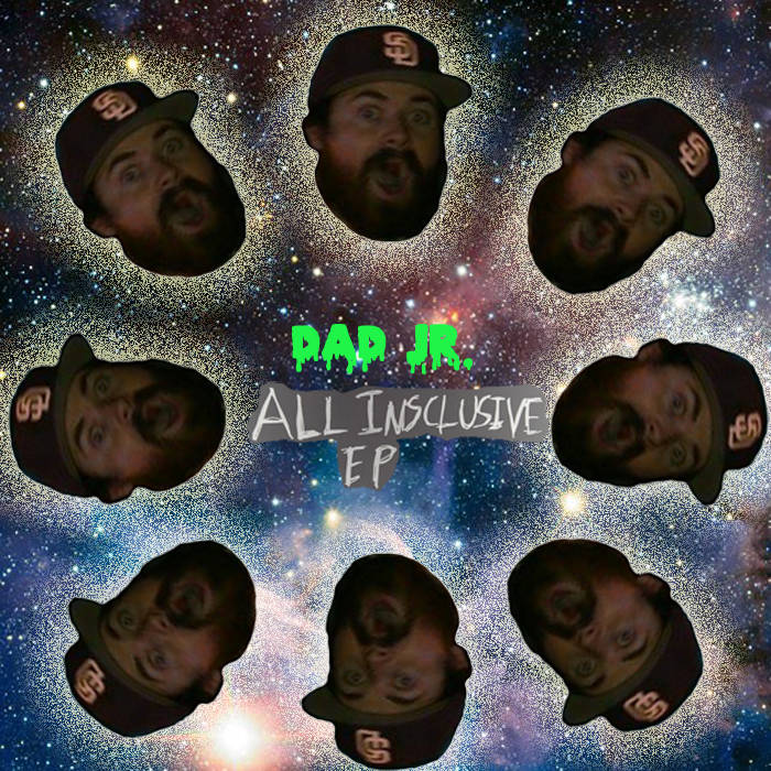 All Insclusive EP cover art