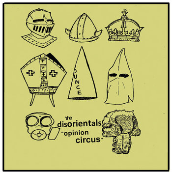Opinion Circus cover art