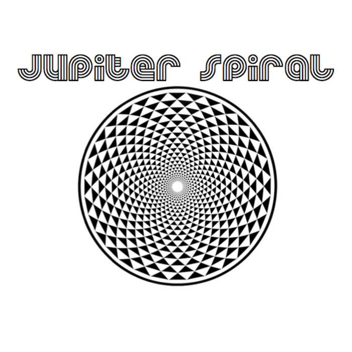 Jupiter Spiral cover art