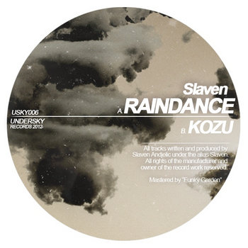 [USKY006] Raindance // Kozu cover art