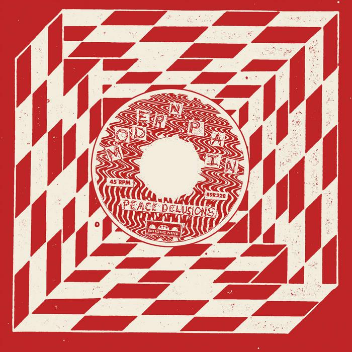 Peace Delusions b/w Kill Yr. Idols cover art