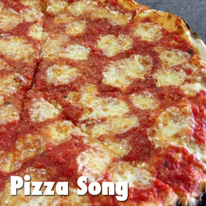 Pizza Song cover art