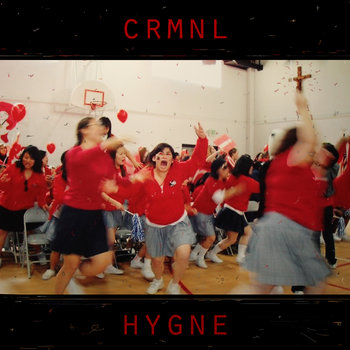 CRMNL HYGNE LP cover art