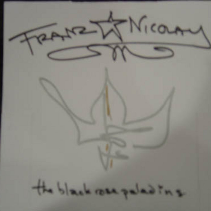 The Black Rose Paladins (Demos) cover art