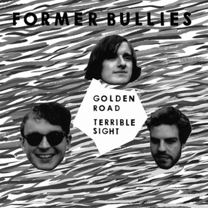 FORMER BULLIES / WAITERS SPLIT cover art