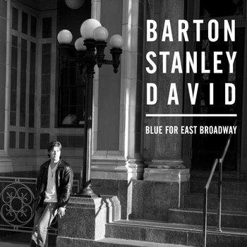 Blue For East Broadway cover art