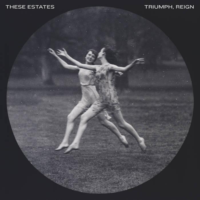 Triumph, Reign cover art