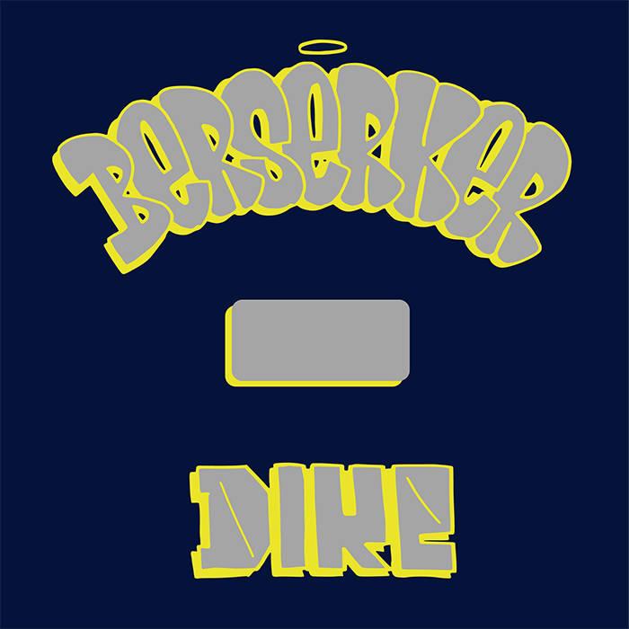 Berserker EP cover art