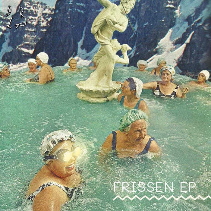 FRISSEN EP cover art