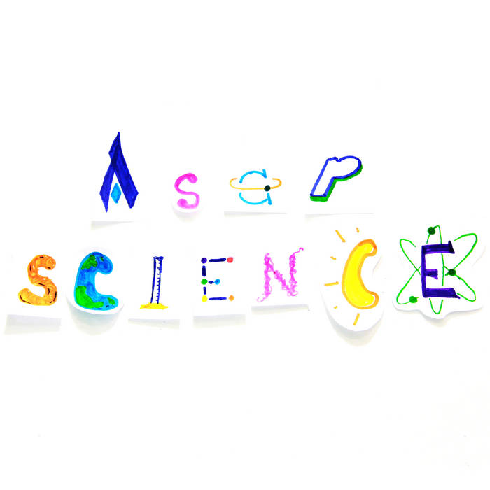 AsapSCIENCE Music cover art