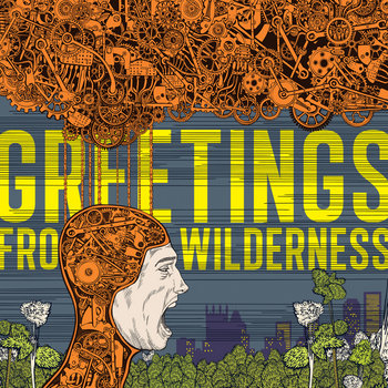 Greetings from the Wilderness cover art