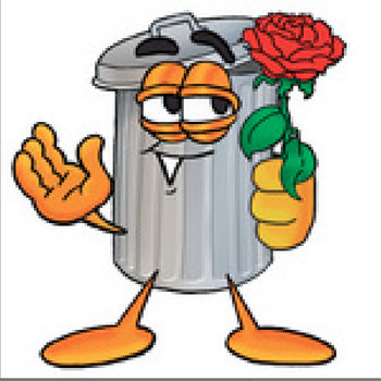 garbage cover art