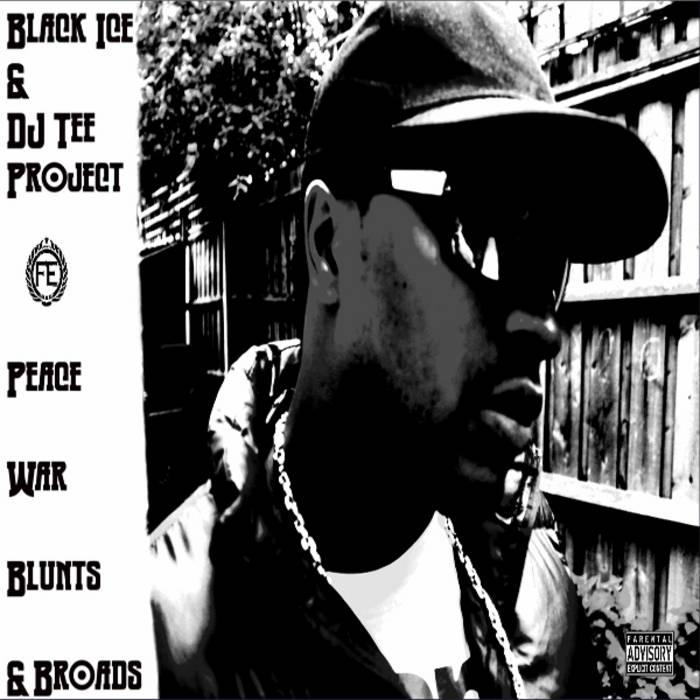 Black Ice & Dj Tee P.W.B.B cover art