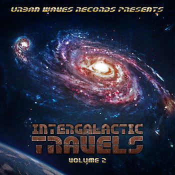 Intergalactic Travels Volume 2 cover art