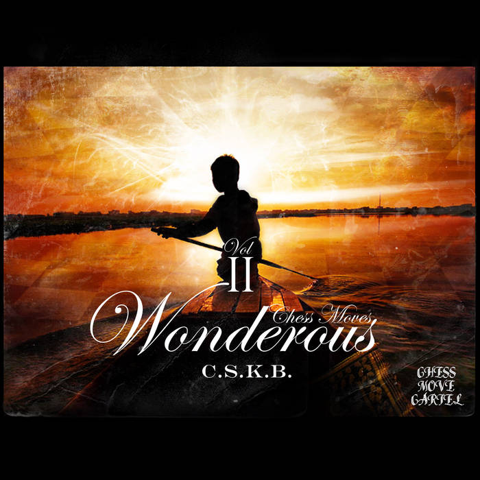 Wonderous 2 C.S.K.B. cover art