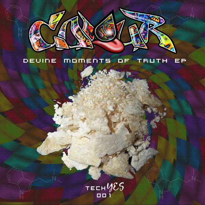 Colour - Devine Moments of Truth EP cover art