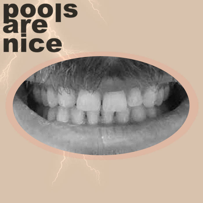 POOLS ARE NICE cover art