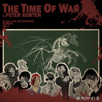 The Time Of War cover art