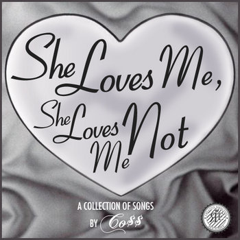 She Loves Me, She Loves Me Not cover art