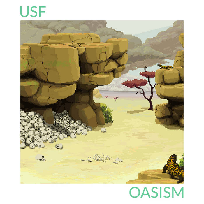 Oasism cover art