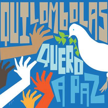 Quero A Paz (Single) cover art