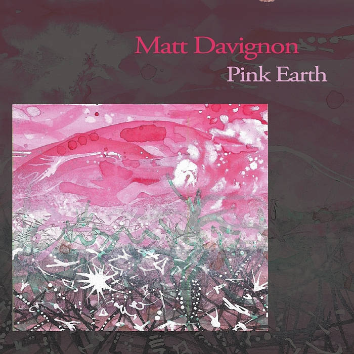 Pink Earth cover art