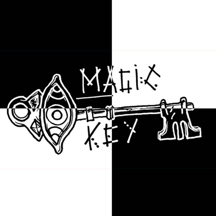 MAGIC KEY cover art