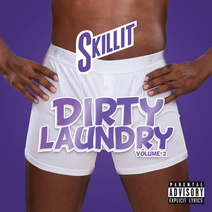 Dirty Laundry Vol 2 cover art