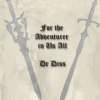 For the Adventurer in All of Us cover art