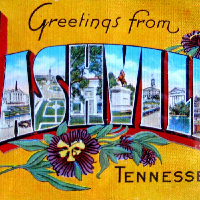 The Nashville Blessing cover art