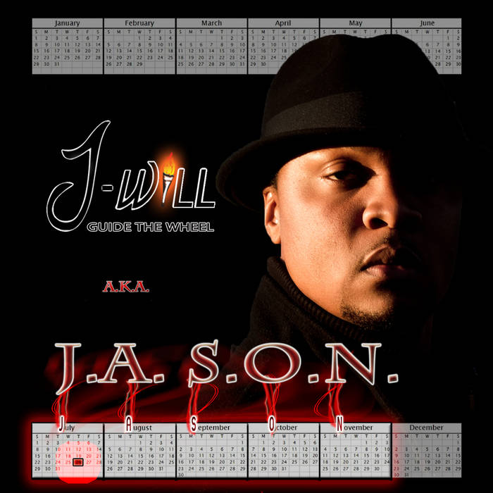 Guide The Wheel Album: aka J.A.S.O.N. cover art