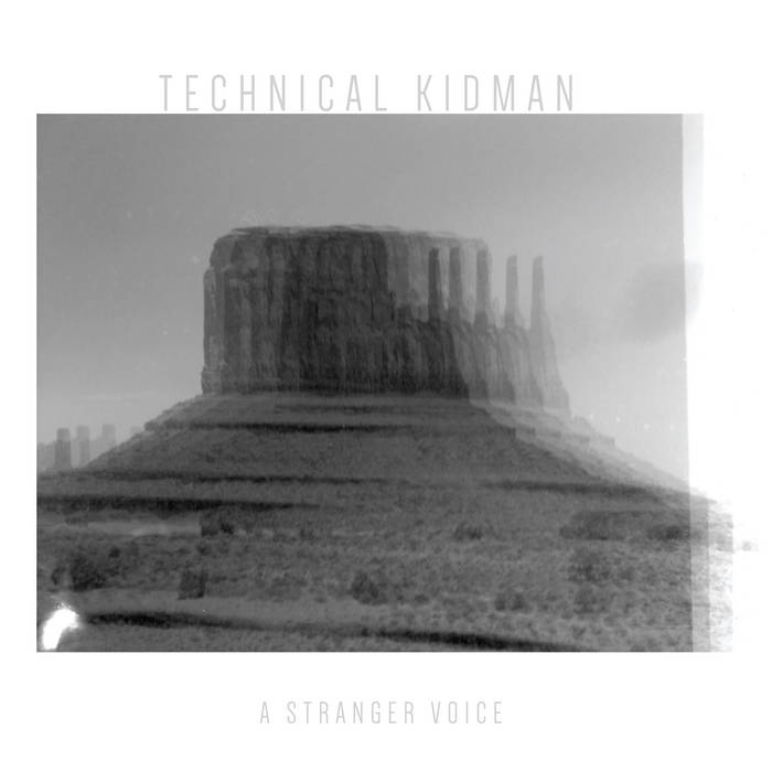 A Stranger Voice cover art