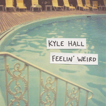 Feelin' weird cover art