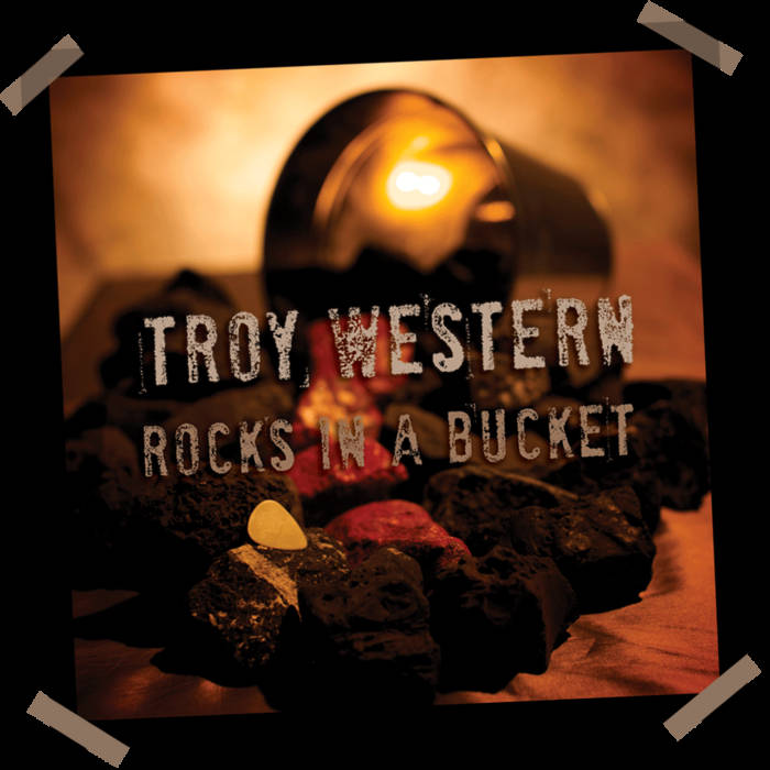 Rocks In A Bucket cover art
