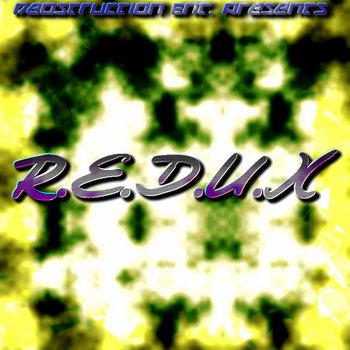 R.E.D.U.X (Part.2) cover art