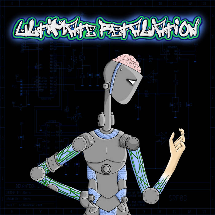 Ultimate Retaliation cover art
