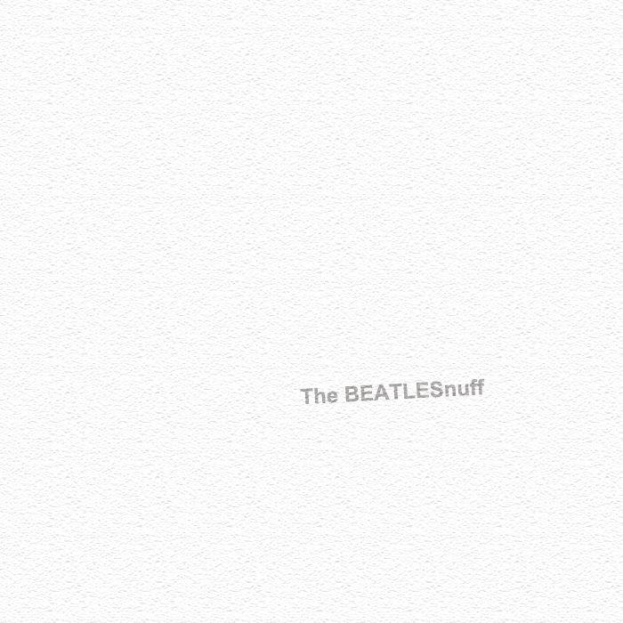 The BEATLESnuff cover art