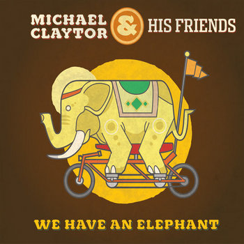 We Have an Elephant cover art