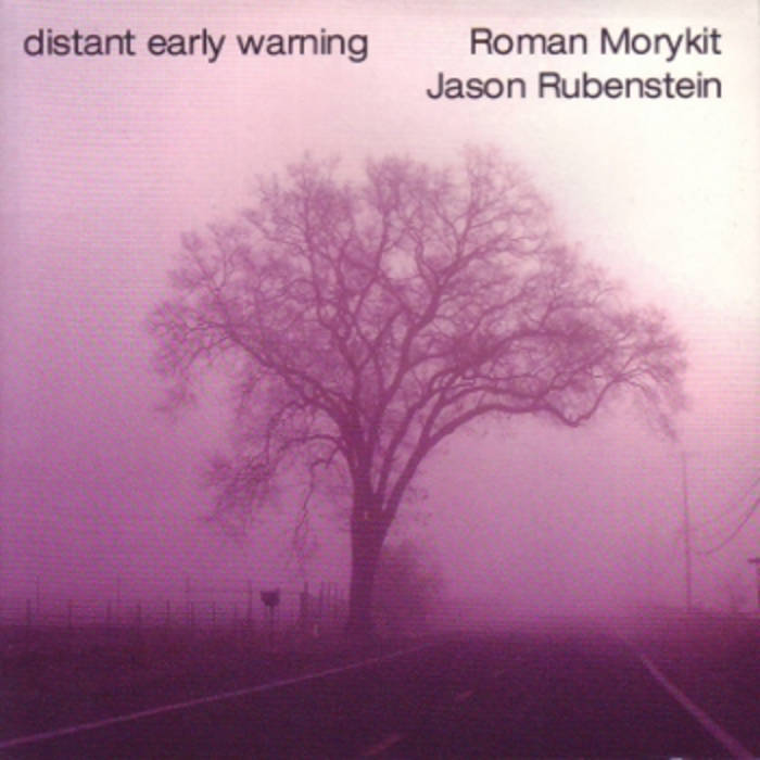Distant Early Warning cover art