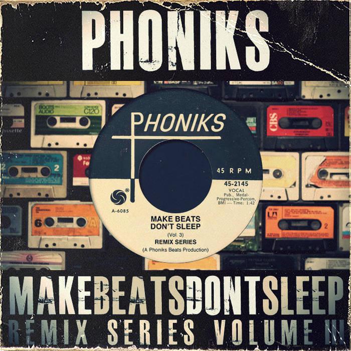 Make Beats, Don't Sleep cover art