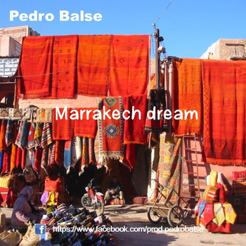 Marrakech dream cover art