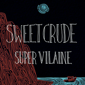 Super Vilaine EP cover art