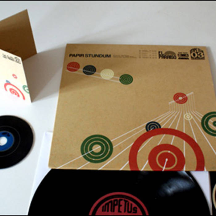 Stundum album sampler cover art