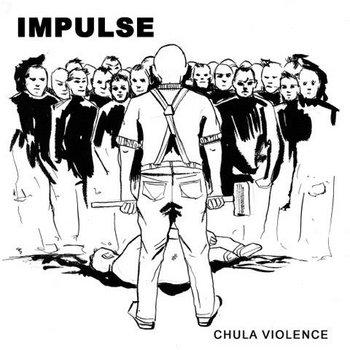 "Chula Violence 7"" cover art"