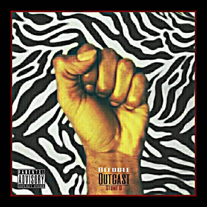 RefuGee X OutCast cover art